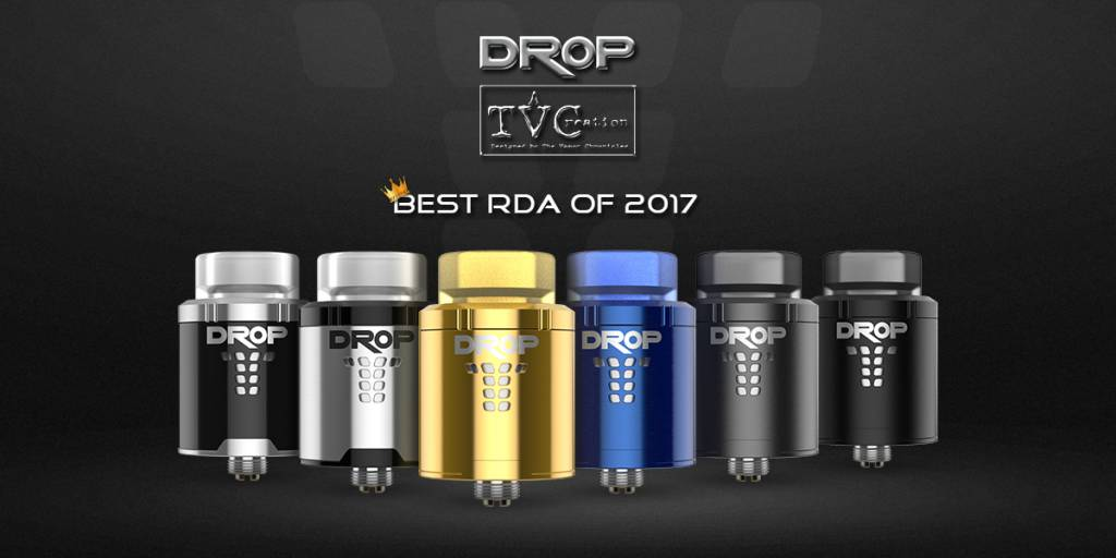 Digi Flavor Drop RDA