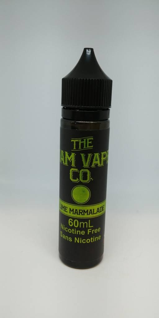 § The Jam Vapor Co. Lime Marmalade