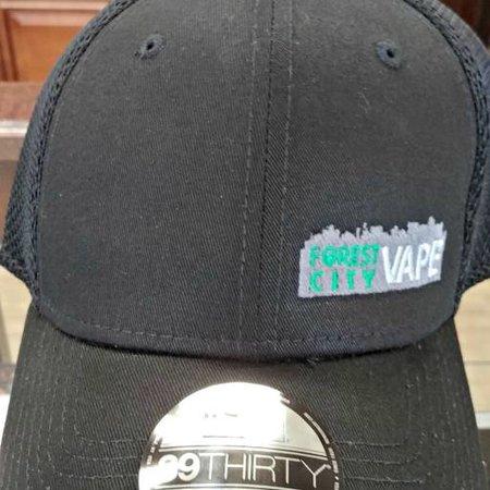 FCV Hat   Skyline Logo