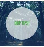 810 Drip tip  in plastic wrap