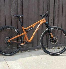 Santa Cruz Santa Cruz Tallboy 3.0C R1 29 2018 Gloss Rust - Black Medium