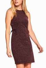 Cupcakes & Cashmere Lindsay Side Lace up Dress