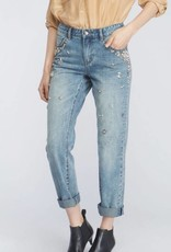 Velvet Heart Mattie Relaxed Crop Boyfriend Jean