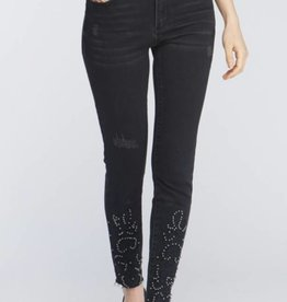 Velvet Heart Alisia Stud Skinny Jeans