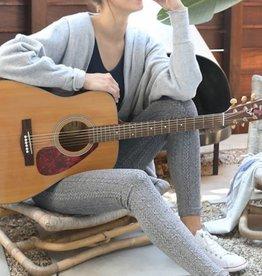 Nikibiki Braid Knit Leggings