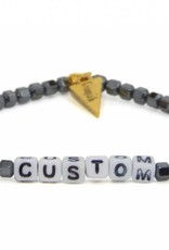 Erimish Custom Name Bracelets