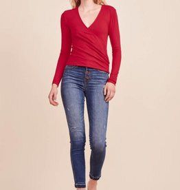 Cupcakes & Cashmere Erick Fitted Top