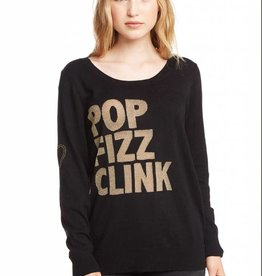Chaser Pop Fizz Clink Sweater