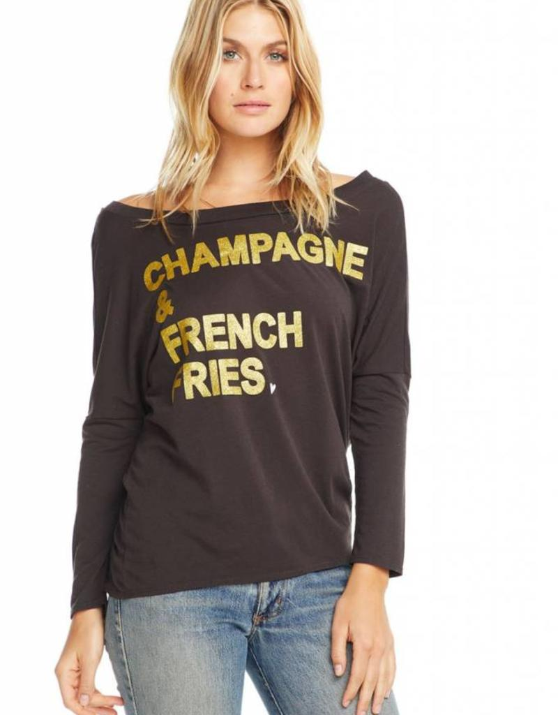 Chaser Champagne & French Fries Dolman