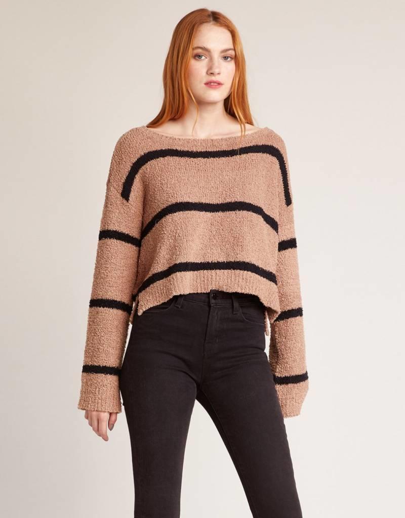 BB Dakota Autrey Stripe Sweater