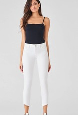 DL1961 Florence Crop Mid Rise Instasculpt Skinny
