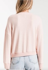 Z Supply The Sweater Knit Top