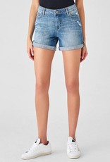 DL1961 Karlie Low Rise Boyfriend Short