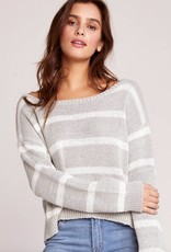 BB Dakota Sail Away Crop Sweater
