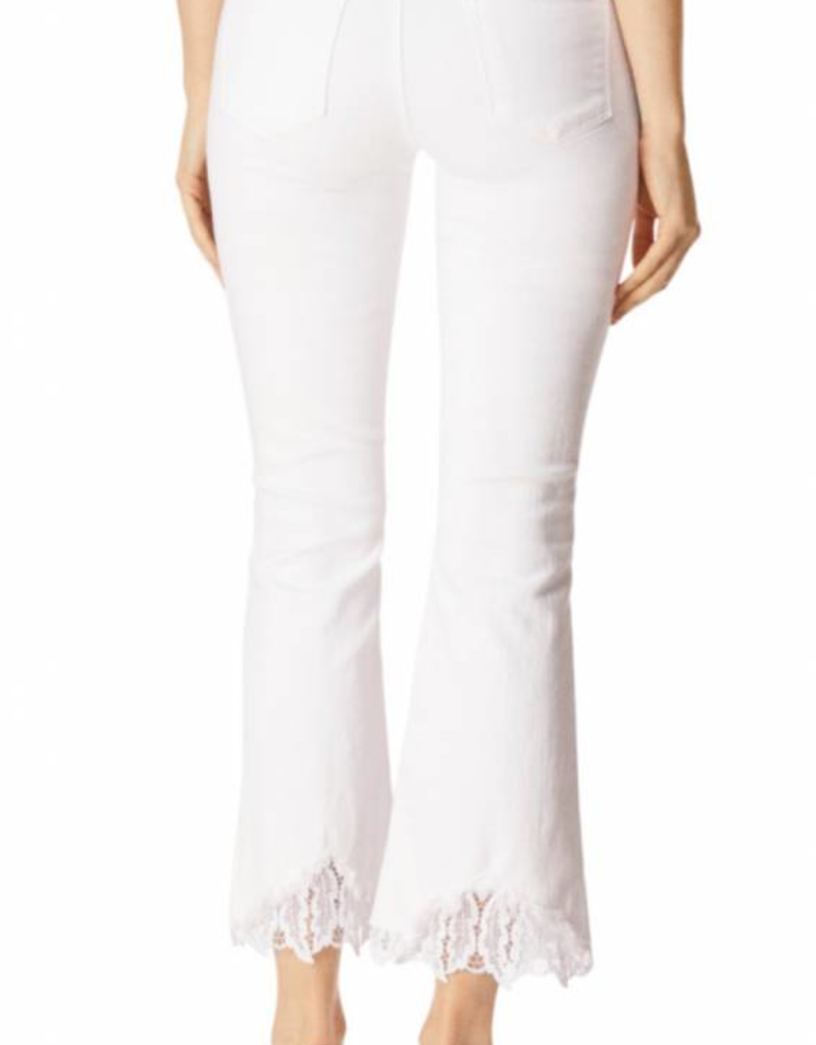 J Brand Selena Mid-Rise Cropped Boot Cut