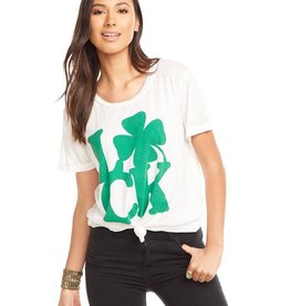 Chaser Lucky Clover Vintage Tee