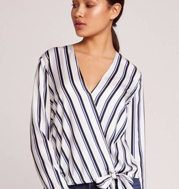 BB Dakota Across My Heart Stripe Top