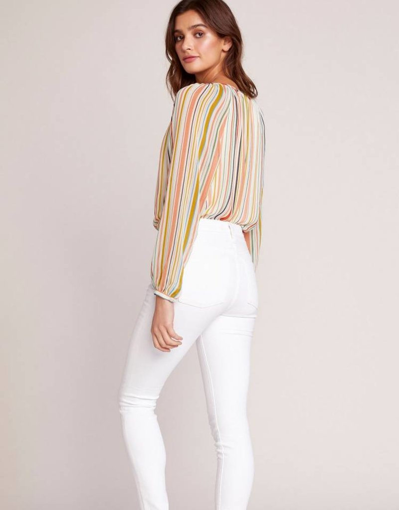 Jack by BB Dakota Painted Desert Striped Blouse