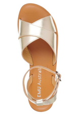 Banrock Cow Leather Sandal