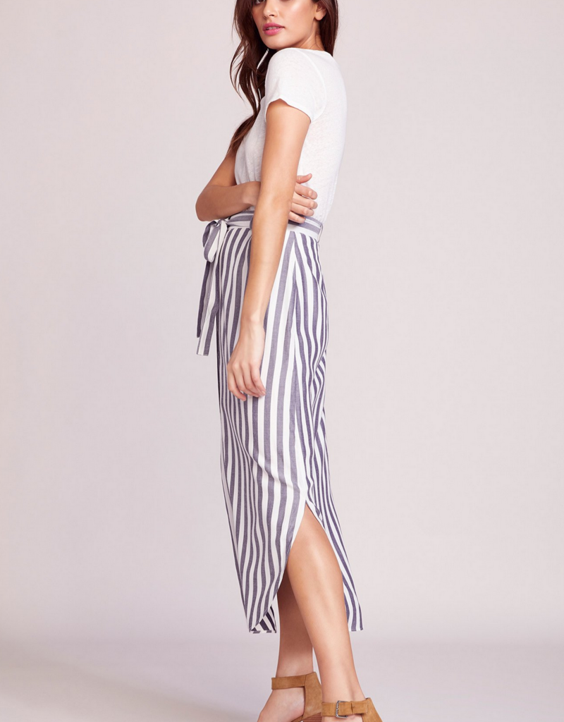 BB Dakota Stripe I Like Midi Skirt