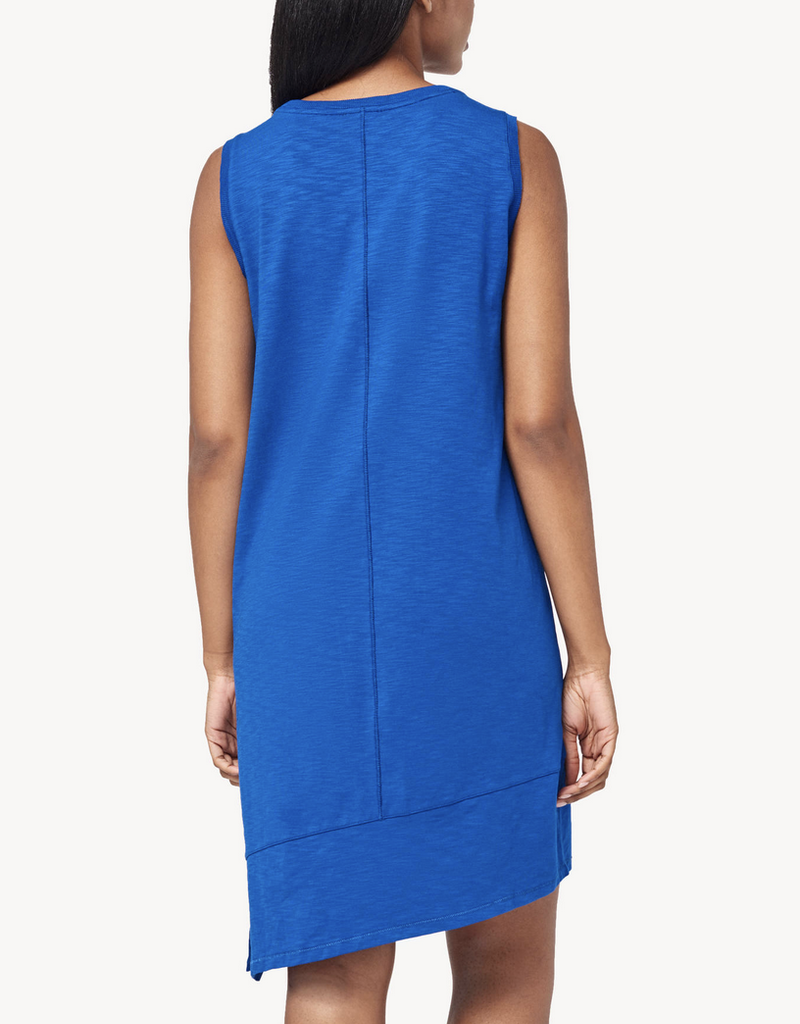 Lilla P Asymmetrical Hem Dress