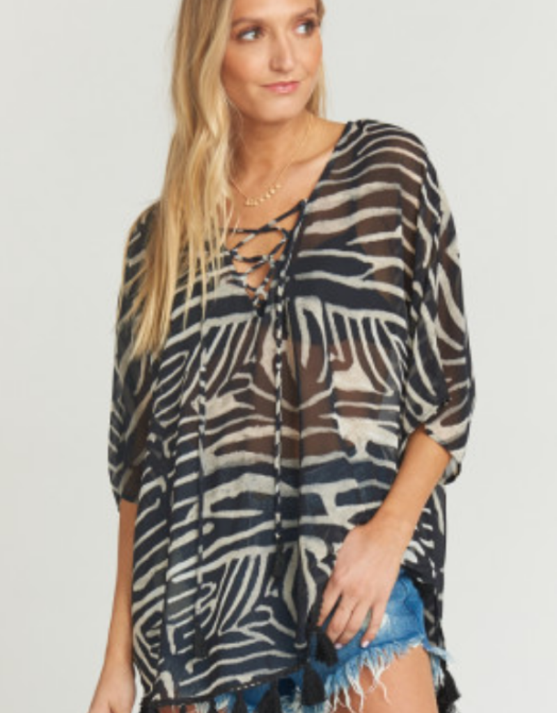 Show Me Your Mumu Tennessee Tassel Tunic