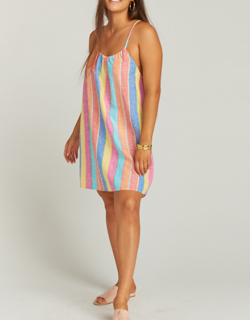 Show Me Your Mumu Carlotta Mini Dress
