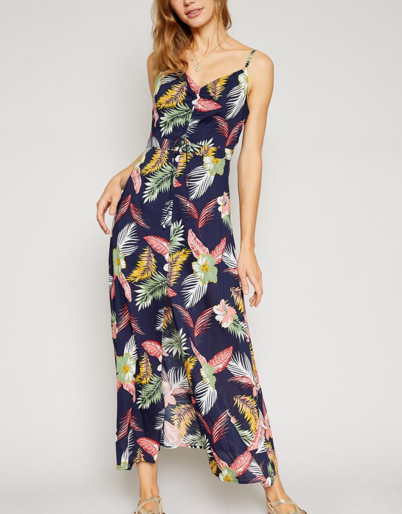 Hot Tropics Maxi Dress
