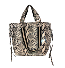 Python Print Double Handle Tote