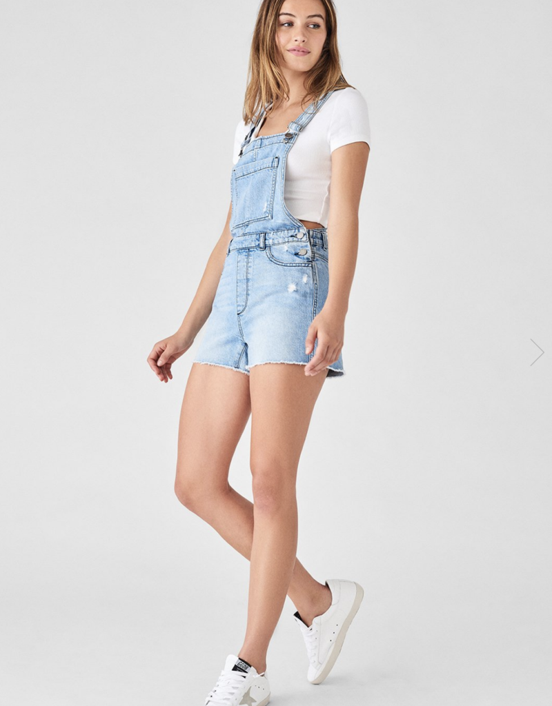 DL1961 Abigail Overall Shorts