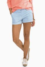 Southern Tide Leah 3in Seersucker Shorts