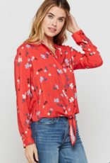 Velvet Heart Lark Floral Top