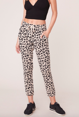 BB Dakota Cat Walk Leopard Pant