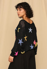 By Together Star Knit Pullover
