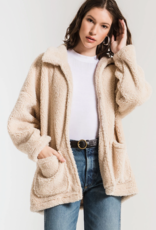 Z Supply Sherpa Teddy Bear Coat