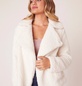 Jack by BB Dakota Soft Skills Faux Fur Jacket