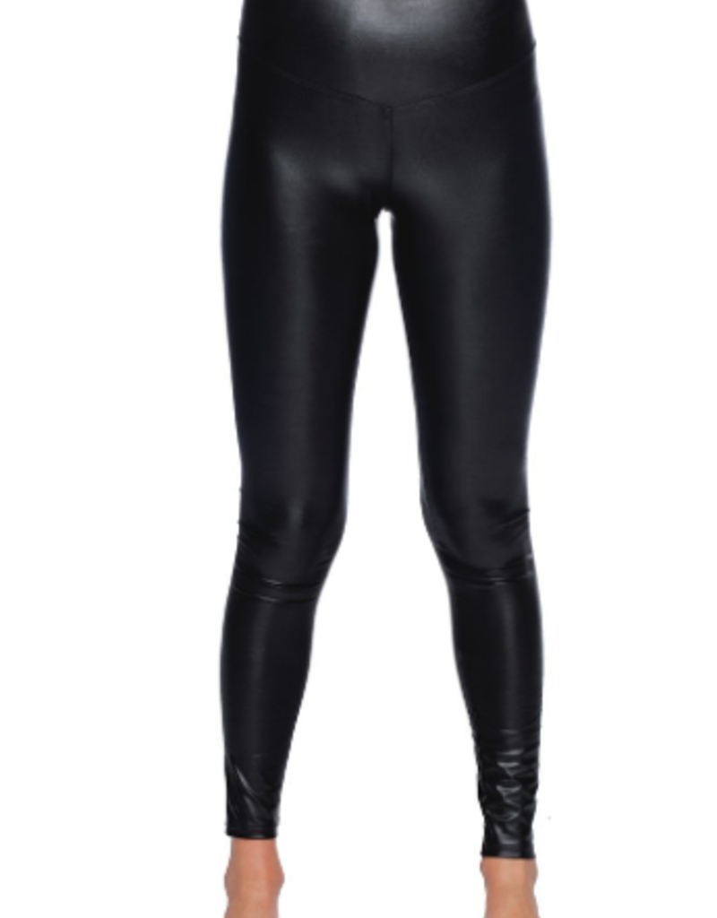 Buddy Love Jillian Faux Leather Leggings