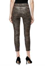 J Brand Lillie High Rise Crop Skinny