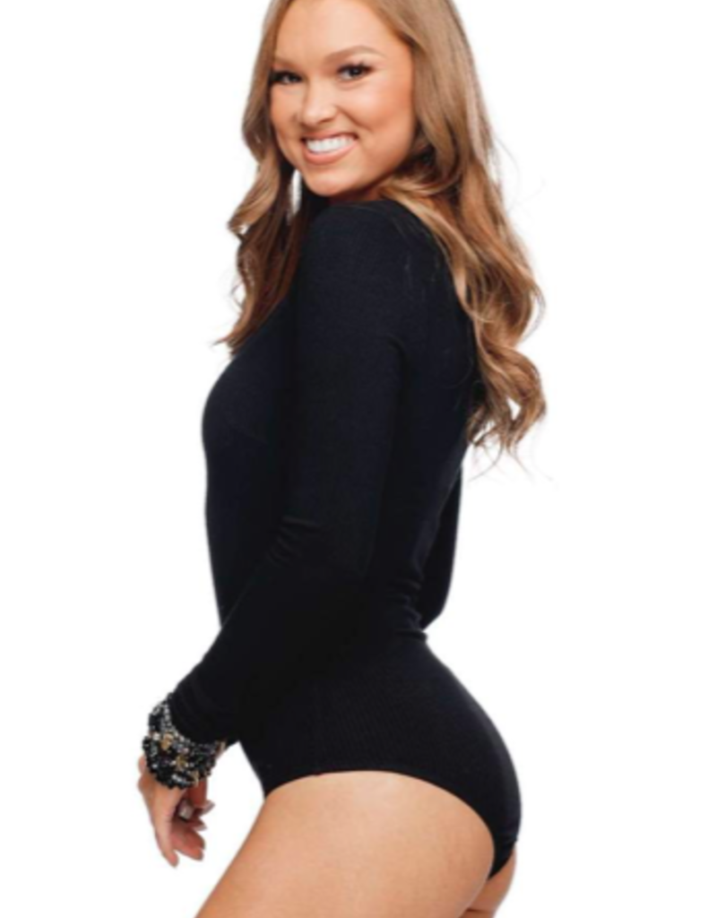 Buddy Love Patti Long Sleeved Bodysuit