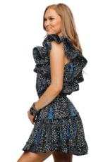 Buddy Love Sofia One Shoulder Dress
