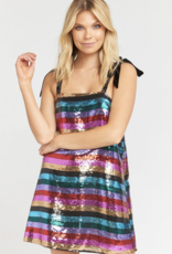 Show Me Your Mumu Super Slip Tie Dress