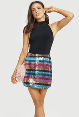 Show Me Your Mumu Cade Mini Skirt