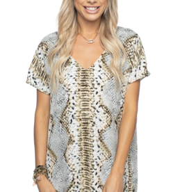 Buddy Love Baker Shift Dress