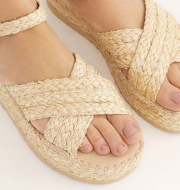 Matisse Sunshine Platform Sandal