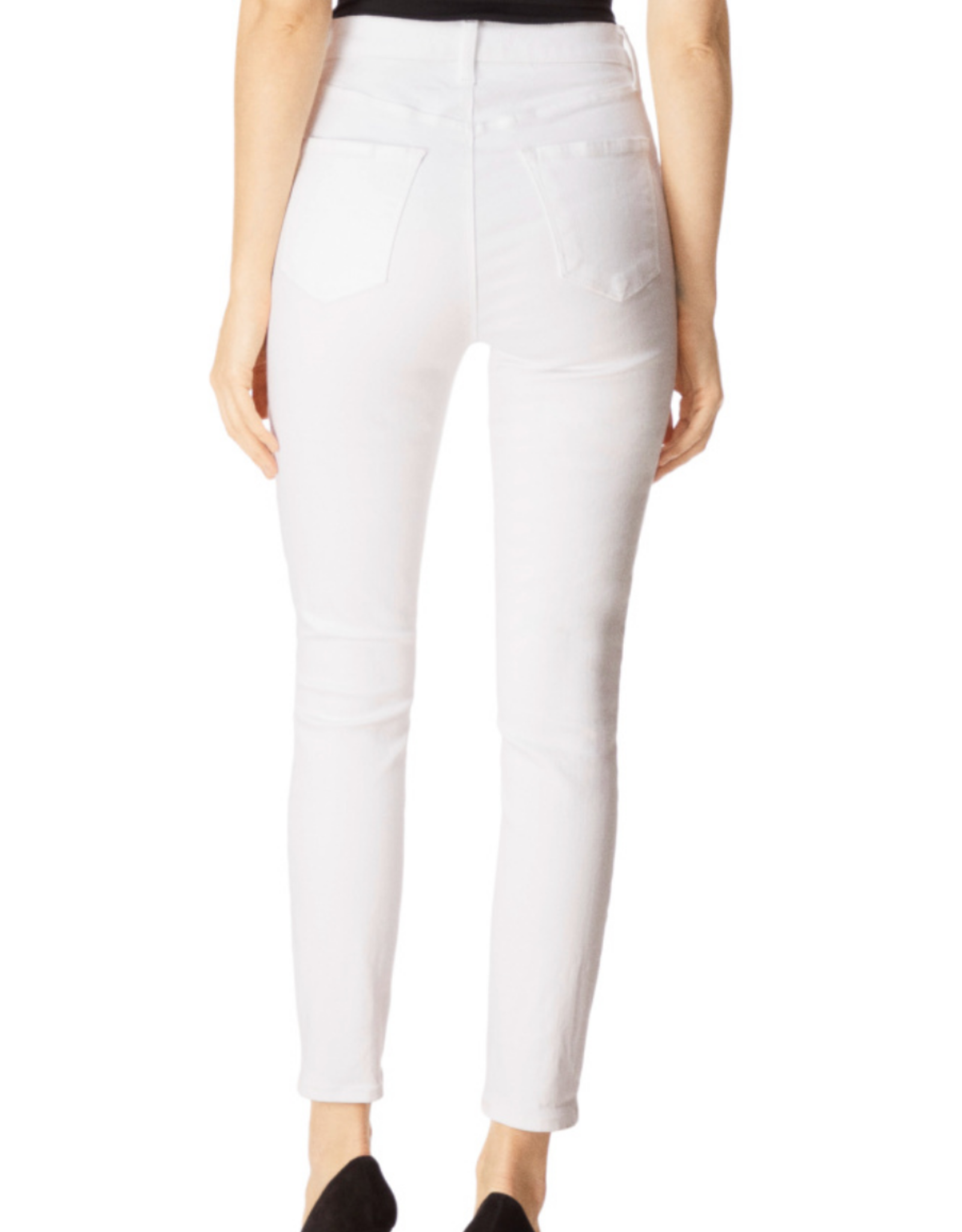 J Brand Lillie High Rise Cropped Skinny