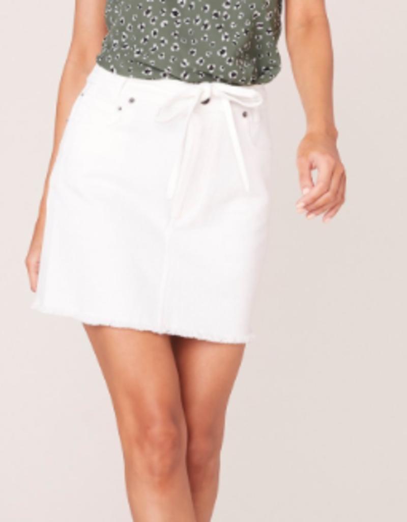 Jack by BB Dakota Tie On Life Denim Skirt