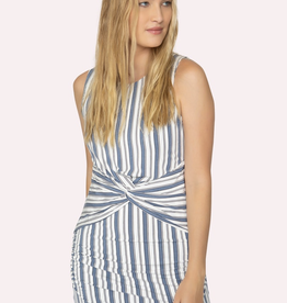 Tart Collections Mardell Midi Striped Dress