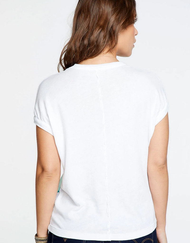 Chaser Cactus Flower Tee
