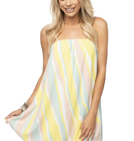 Buddy Love Sandra Swing Mini Dress