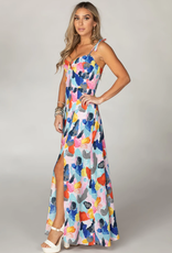 Buddy Love Essex Empire Waist Maxi Dress